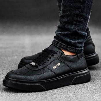 Черни обувки REFEX 2529
