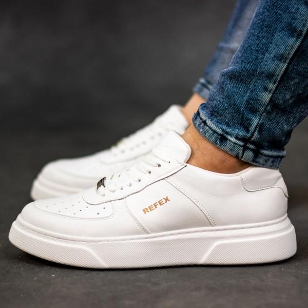 Бели обувки REFEX 2536