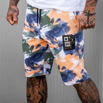 Шарени къси панталони ART 6091