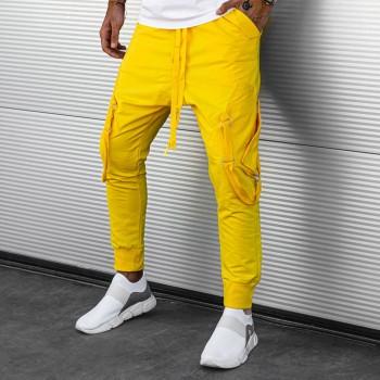 Жълто долнище код 7742