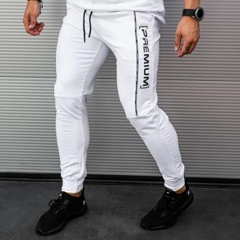 Долнище PREMIUM в бяло 7867